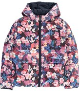 Paul Smith Floral Reversible Melia Down Jacket