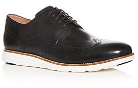 Cole Haan Men's Original Grand Leather Brogue Wingtip Oxfords