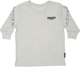 Billabong Tots Boys Colour Tech Ls Tee Grey