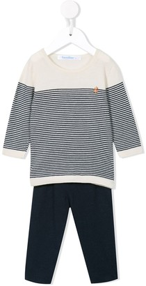 Familiar jumper and trousers set