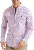 Vineyard Vines Sandy Cay Check Slim Fit Button-Down Shirt