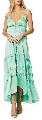Ramy Brook Willow High-Low Maxi Dress