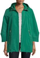 Moncler Maquereau Hooded Zip-Front Parka Jacket
