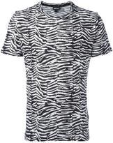 Just Cavalli jacquard T-shirt