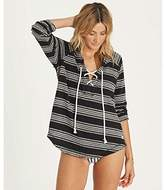 Billabong Women's Along Side Hoody Sweatshirt