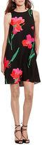Lauren Ralph Lauren Floral Print Sleeveless Dress