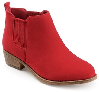 Journee Collection Ramsey Chelsea Bootie
