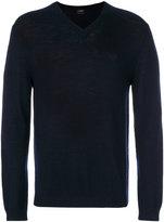 Jil Sander V-neck sweater - men - Wool - 48