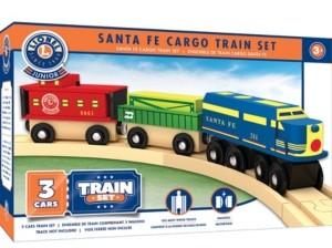 Masterpieces Puzzle Company Masterpieces Lionel Santa Fe Cargo Train