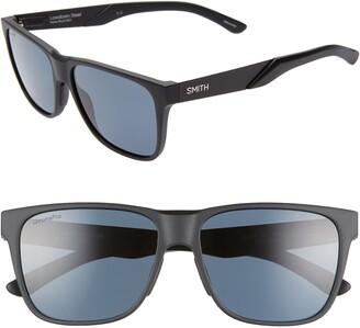 Smith Lowdown Steel 56mm ChromaPop(TM) Polarized Sunglasses