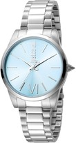 Just Cavalli Women's Relaxed Stainless Steel Watch
