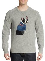 Gant French Bulldog Sweater