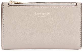 Kate Spade Margaux Small Slim Leather Bifold Wallet