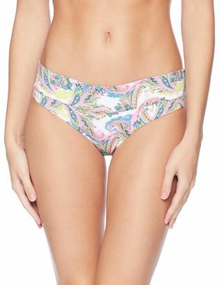 OndadeMar Women Orissa Swimwear Printed Bikini Bottom