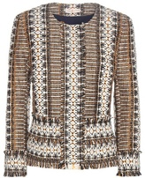 Tory Burch Jessica Tweed Jacket