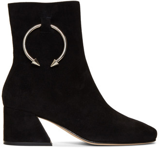 Dorateymur Black Suede Nizip II Boots