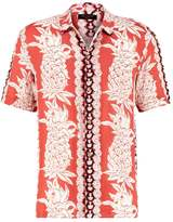 Allsaints Allsaints Ananas Shirt Sunstone Red