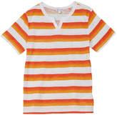 Splendid Boys' Ombre Printed Stripe Top