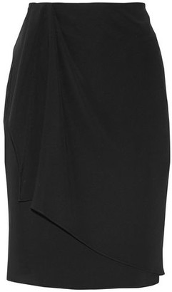 Baja East Knee length skirt
