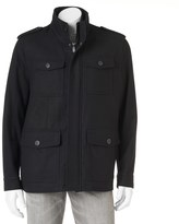 mens wool military jacket - ShopStyle