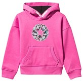 Converse Pink Chuck Patch Hoodie