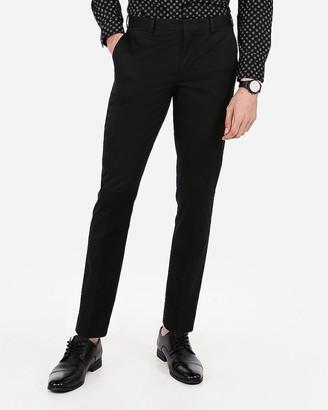 Express Extra Slim Cotton-Blend Non-Iron Dress Pant