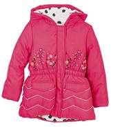 Catimini Girl's Parka Floral Coat