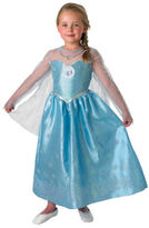NEW Disney Frozen Deluxe Elsa Costume 6-8 9012