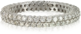 Forzieri Diamonds Eternity Double Band Ring