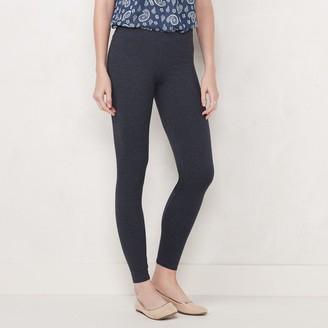 Lauren Conrad Women's Mid Rise Leggings