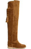 Coolway Cue Bart Suede Tassel Boot