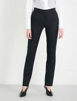 Victoria Beckham Tuxedo slim-fit wool-twill trousers