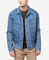 Levi's Men's Altered Workwear Denim Trucker Jacket