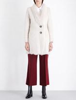 Karl Donoghue Toscana suede coat