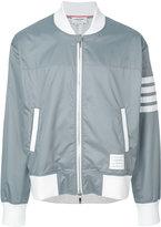 Thom Browne lightweight vent jacket