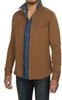 Jeremiah Yuma Shirt Jacket - Snap Front (For Men)