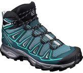 Salomon X Ultra Mid Aero Hiking Boot - Women's North Atlantic/Reflecting Pond