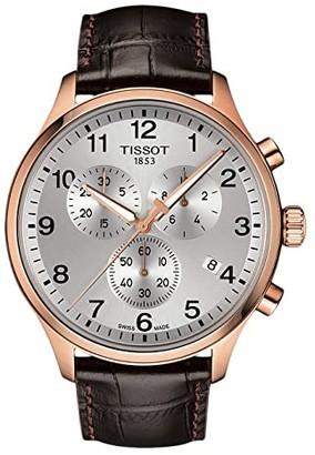 Tissot Chrono XL Classic - T1166173603700 (Brown) Watches