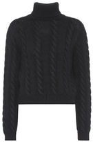 Miu Miu Cashmere turtleneck sweater