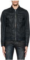 Diesel Black Jar Denim Jacket