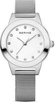 Bering Classic Mesh Strap Watch, 25mm