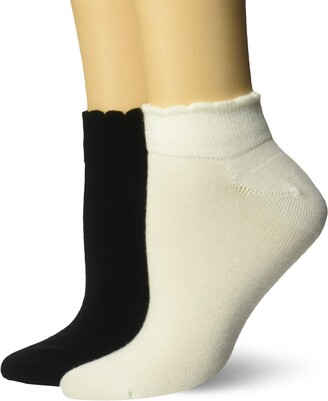 Dr. Scholl's Women's American Lifestyle Fashion Low Cut Socks 2 Pair