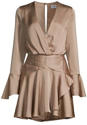 Fame & Partners The Indre Ruffle Dress