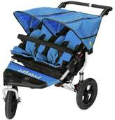 Outnabout Out n About Nipper Double Pushchair V4, Lagoon Blue