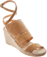 Bettye Muller Dusty Suede Sandal