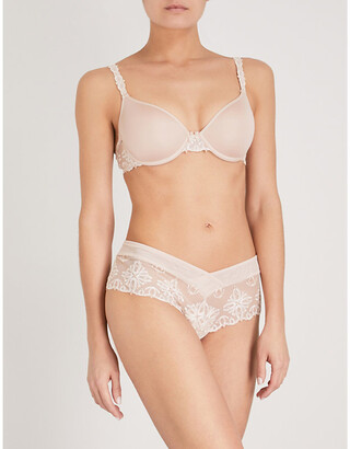 Chantelle Champs Elysées Smooth Custom Fit memory foam T-shirt bra