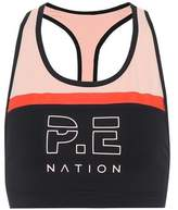 P.E Nation Strike Out Crop top