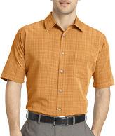 Van Heusen Short-Sleeve Woven Sport Shirt