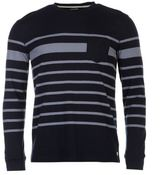 Quiksilver Mens Major Sweatshirt Crew Neck Sweater Jumper Long Sleeve Clothing