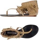 Diane von Furstenberg Toe strap sandals - Item 11170877